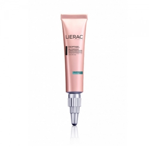 LIERAC DIOPTIGEL ANTI-BOLSAS 10 ML