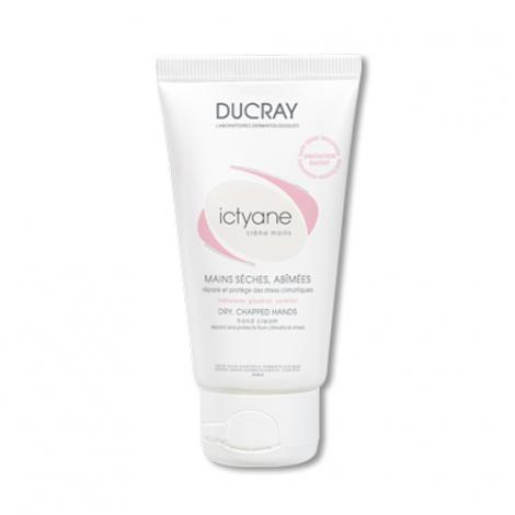 Crema hidratante de manos DUCRAY ICTYANE