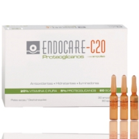 ENDOCARE 1 SECOND C20 PROTEOGLICANOS 1 ML 30 AMPOLLAS