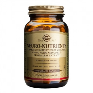 NEURO NUTRIENTES SOLGAR