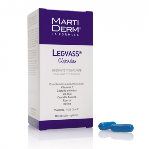 MARTIDERM LEGVASS ORAL 60 CAPS