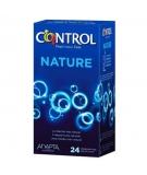 CONTROL ADAPTA PRESERVATIVOS NATURE 24 U