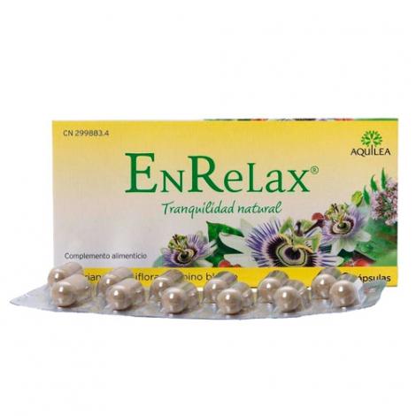 ENRELAX VALERIANA 48 CAPS