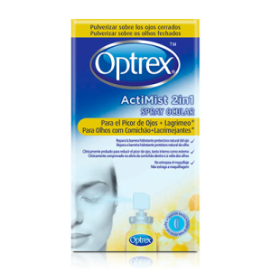 OPTREX ACTIMIST 2 EN 1 PICOR DE OJOS+ LAGRIMEO SPRAY 10 ML