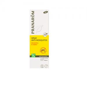 Pranarom Spray Anti-Mosquitos Atmósfera Tejidos