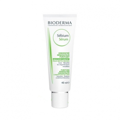 SEBIUM SERUM CONCENTRE RENOVATEUR BIODERMA 40 ML